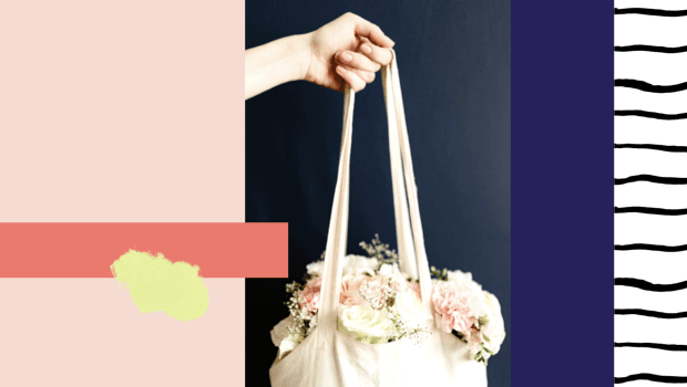 Vos dressings possèdent au moins un joli tote bag. Mais pourquoi ne les utilise-t-on pas plus? Ils sont si pratiques ces sacs en tissu.
